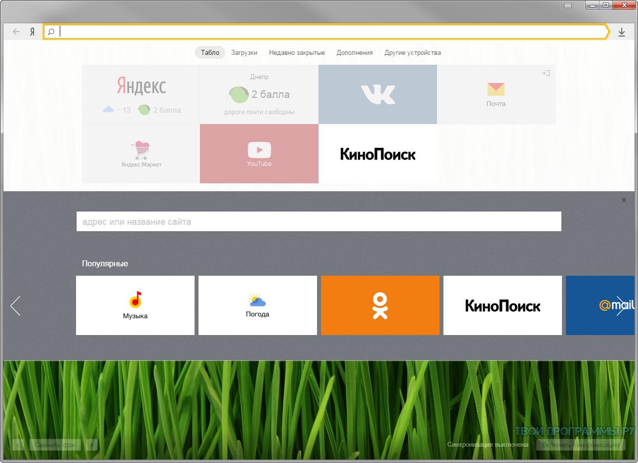 Yandex browser (inceleme)