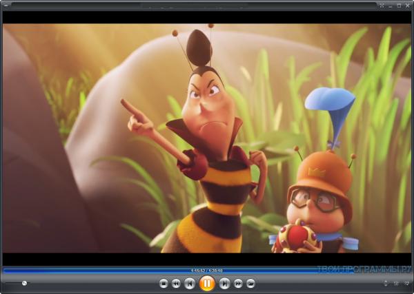 Zoom Player полезная программа для воспроизведения видео