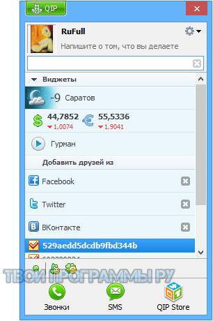 qip на русском
