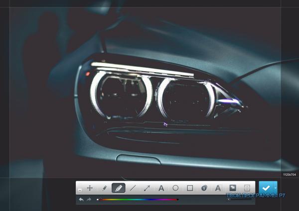 Joxi - программа для скриншотов windows