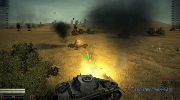 ворлд оф танкс для слабых пк
