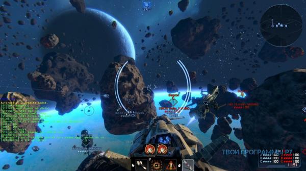Star Conflict новая версия клиента