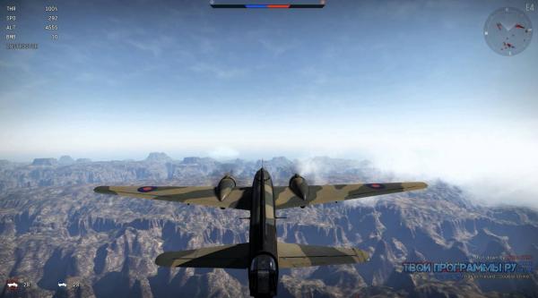 War Thunder русская версия