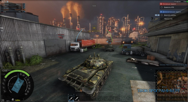 Armored Warfare проект армата на русском языке
