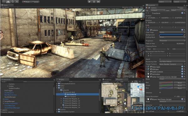 Unity Web Player новая версия