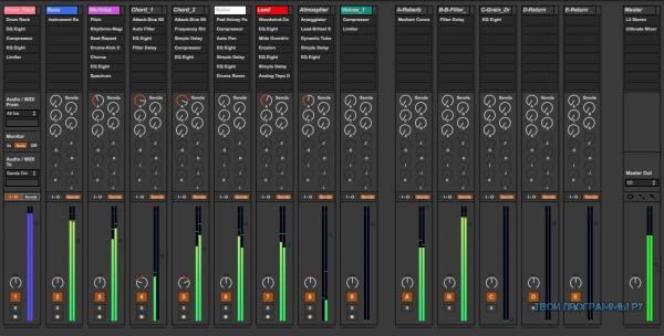 Ableton Live полная версия