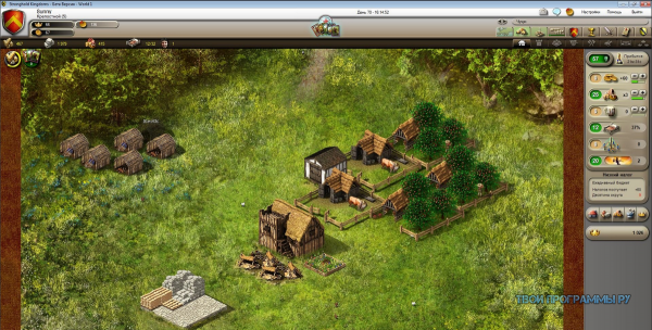 Stronghold Kingdoms на русском языке