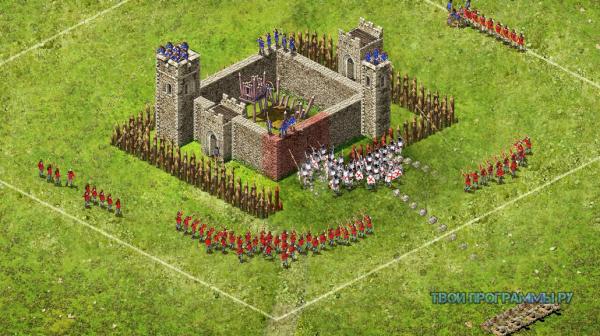 Stronghold Kingdoms новая версия клиента
