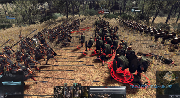 Total War Arena русская версия