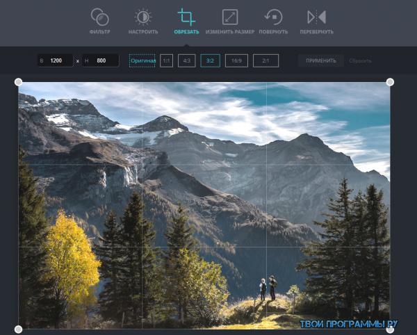 Canva онлайн редактор для Windows