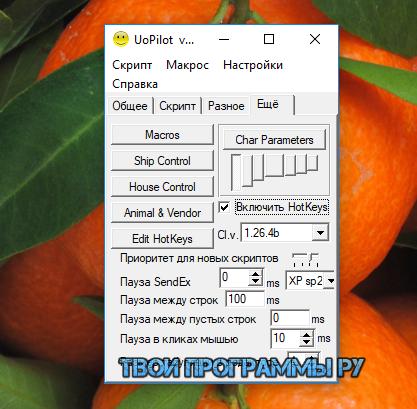 UoPilot для Windows