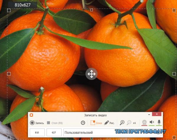 IceCream Screen Recorder для компьютера