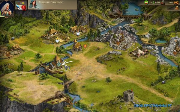Imperia Online русская версия игры