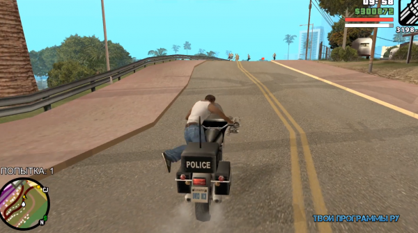 GTA San Andreas для Windows 7, 8, 10, XP