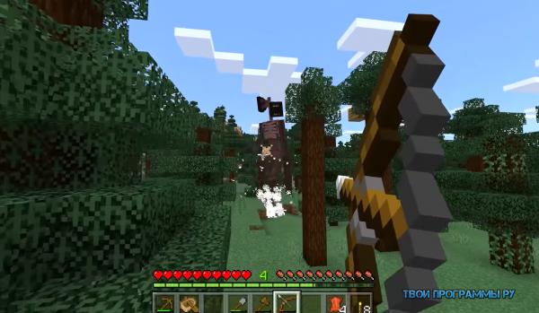 Minecraft новая версия