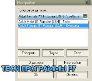 Мой переводчик на русском языке