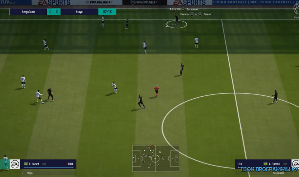 FIFA Online 4 русская версия